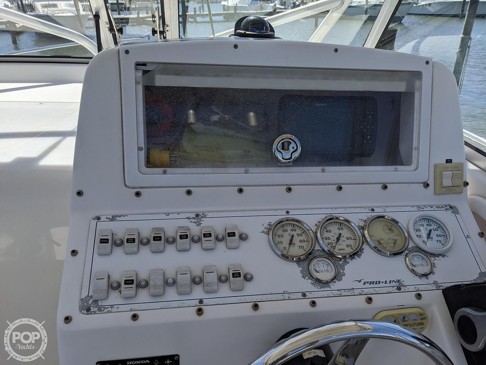 2004 Pro-Line boat for sale, model of the boat is 27 Walk & Image # 11 of 40