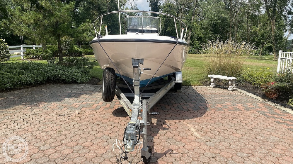 1999 Boston Whaler boat for sale, model of the boat is Dauntless 180 & Image # 3 of 40