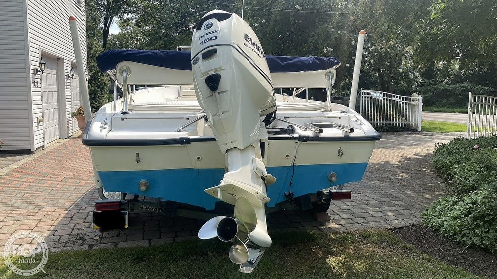 1999 Boston Whaler boat for sale, model of the boat is Dauntless 180 & Image # 5 of 40