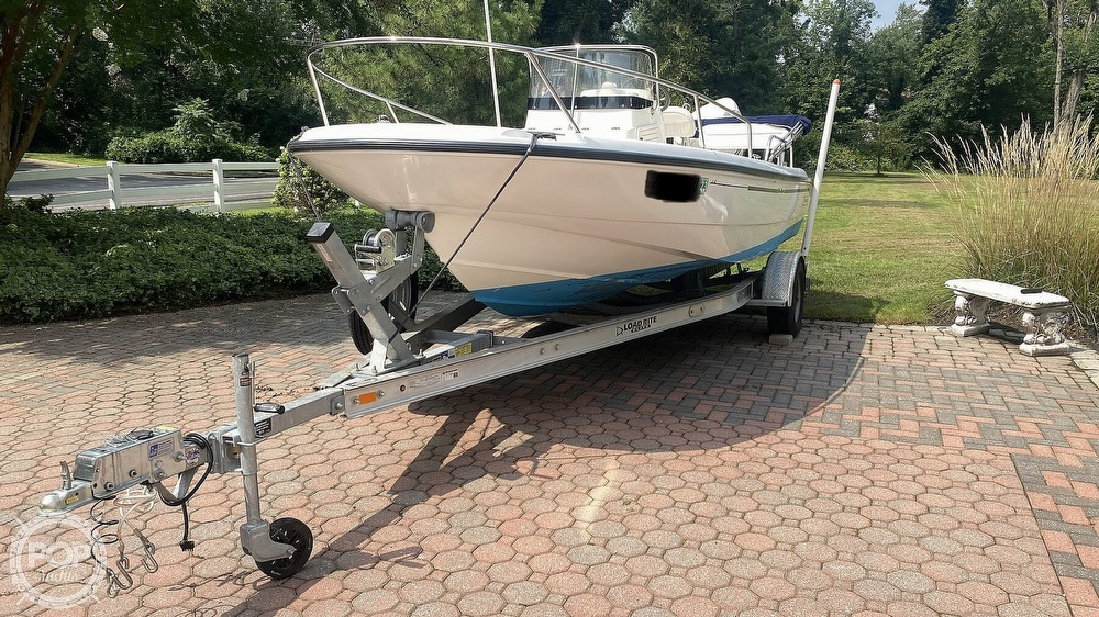 1999 Boston Whaler boat for sale, model of the boat is Dauntless 180 & Image # 6 of 40