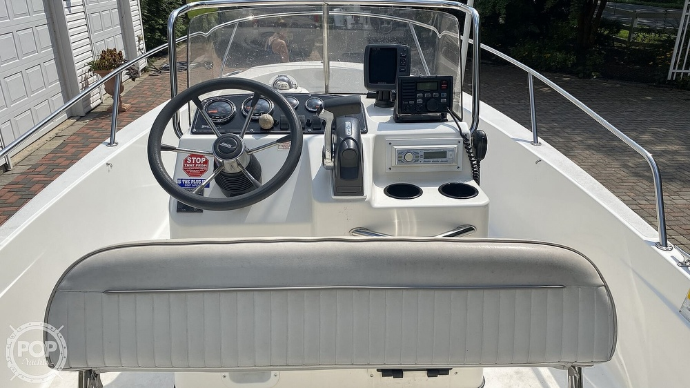 1999 Boston Whaler boat for sale, model of the boat is Dauntless 180 & Image # 7 of 40