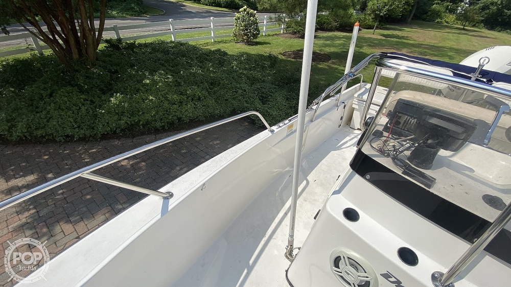 1999 Boston Whaler boat for sale, model of the boat is Dauntless 180 & Image # 16 of 40
