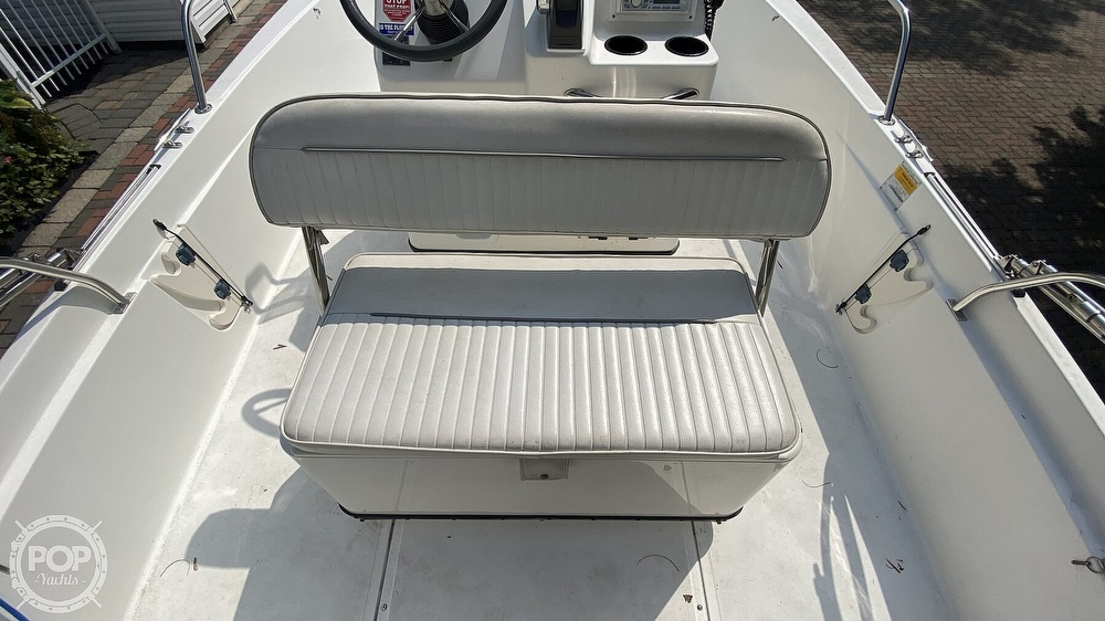 1999 Boston Whaler boat for sale, model of the boat is Dauntless 180 & Image # 36 of 40