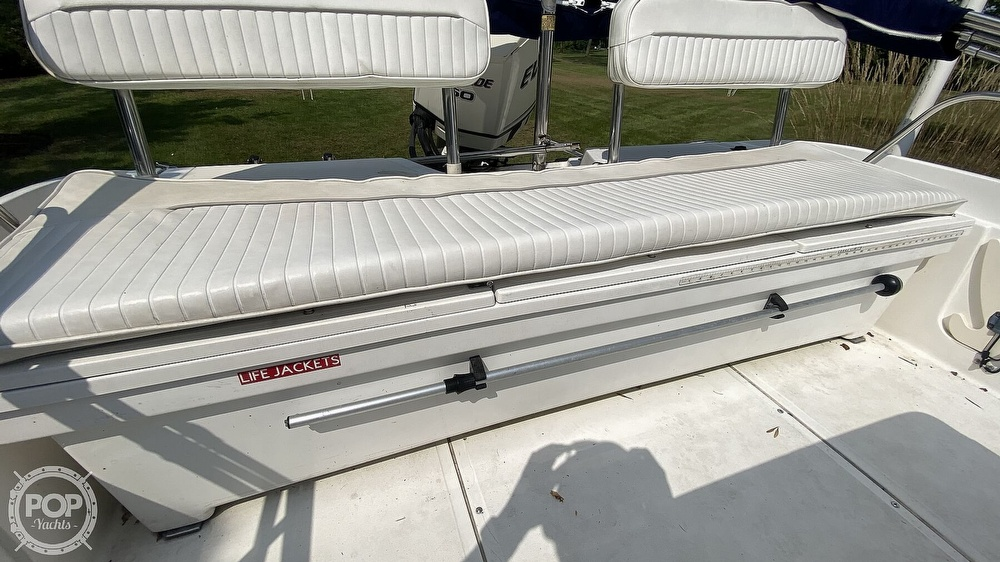 1999 Boston Whaler boat for sale, model of the boat is Dauntless 180 & Image # 39 of 40