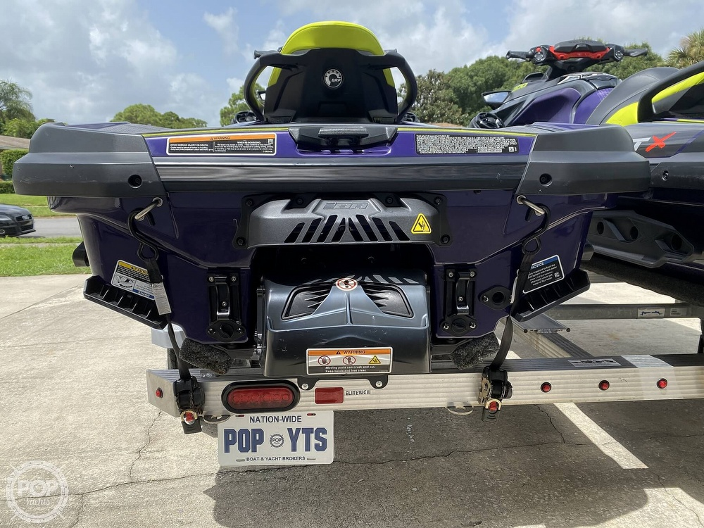 2021 Sea Doo PWC boat for sale, model of the boat is RXTX300 & Image # 12 of 40