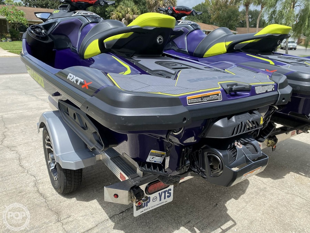 2021 Sea Doo PWC boat for sale, model of the boat is RXTX300 & Image # 14 of 40