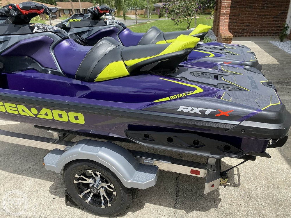2021 Sea Doo PWC boat for sale, model of the boat is RXTX300 & Image # 15 of 40
