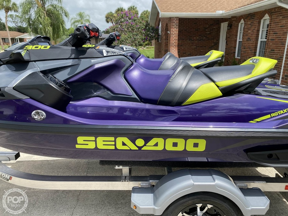 2021 Sea Doo PWC boat for sale, model of the boat is RXTX300 & Image # 16 of 40