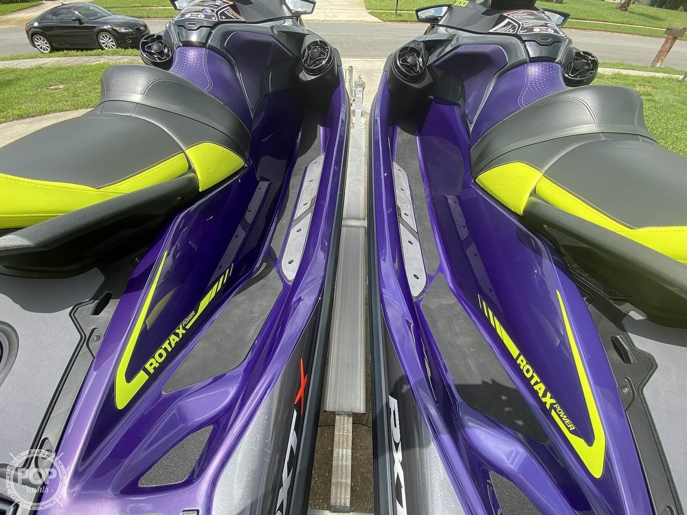 2021 Sea Doo PWC boat for sale, model of the boat is RXTX300 & Image # 18 of 40
