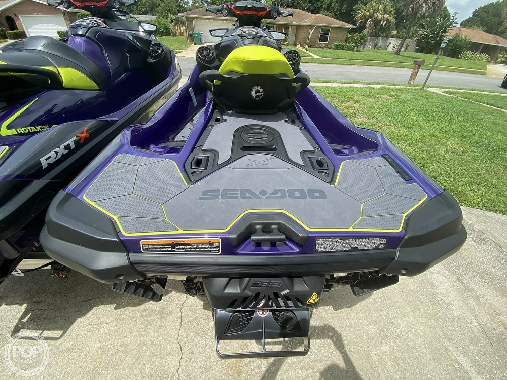2021 Sea Doo PWC boat for sale, model of the boat is RXTX300 & Image # 20 of 40
