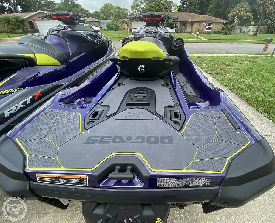 2021 Sea Doo PWC boat for sale, model of the boat is RXTX300 & Image # 23 of 40
