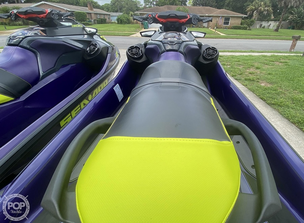 2021 Sea Doo PWC boat for sale, model of the boat is RXTX300 & Image # 24 of 40