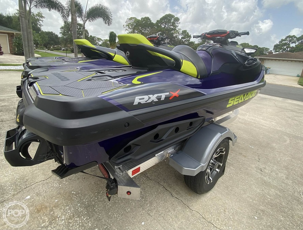 2021 Sea Doo PWC boat for sale, model of the boat is RXTX300 & Image # 25 of 40