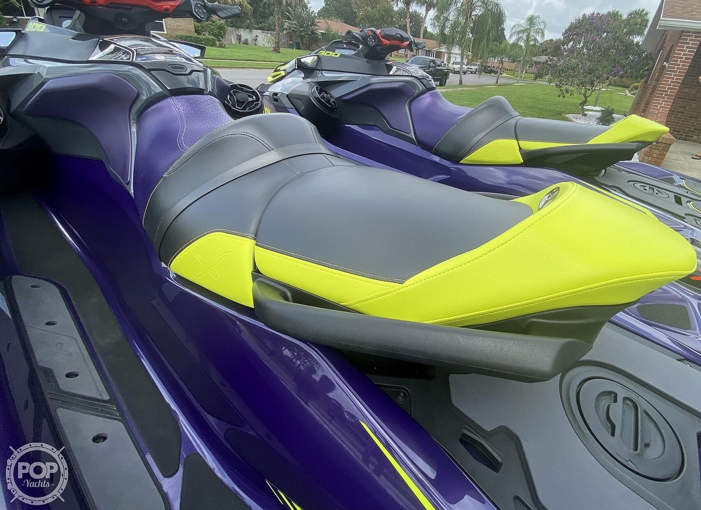2021 Sea Doo PWC boat for sale, model of the boat is RXTX300 & Image # 34 of 40