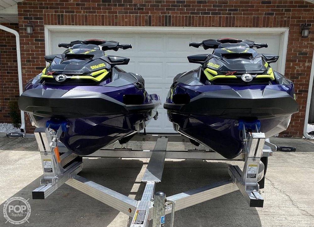 2021 Sea Doo PWC boat for sale, model of the boat is RXTX300 & Image # 9 of 40