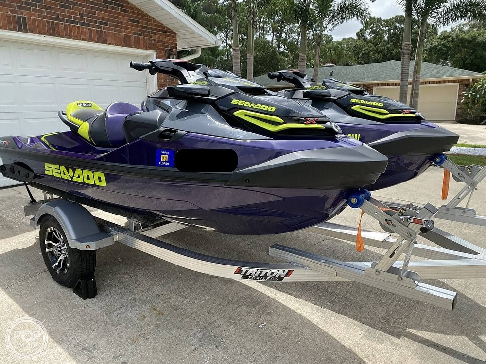 2021 Sea Doo PWC boat for sale, model of the boat is RXTX300 & Image # 6 of 40