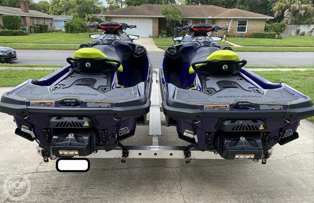2021 Sea Doo PWC boat for sale, model of the boat is RXTX300 & Image # 4 of 40