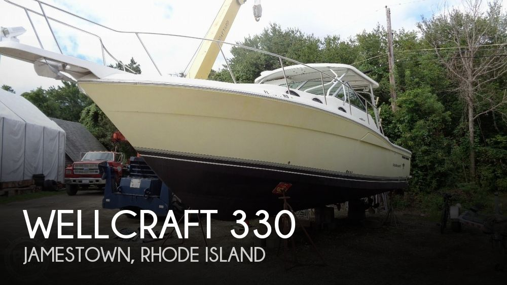2003 Wellcraft boat for sale, model of the boat is 330 Coastal & Image # 1 of 40