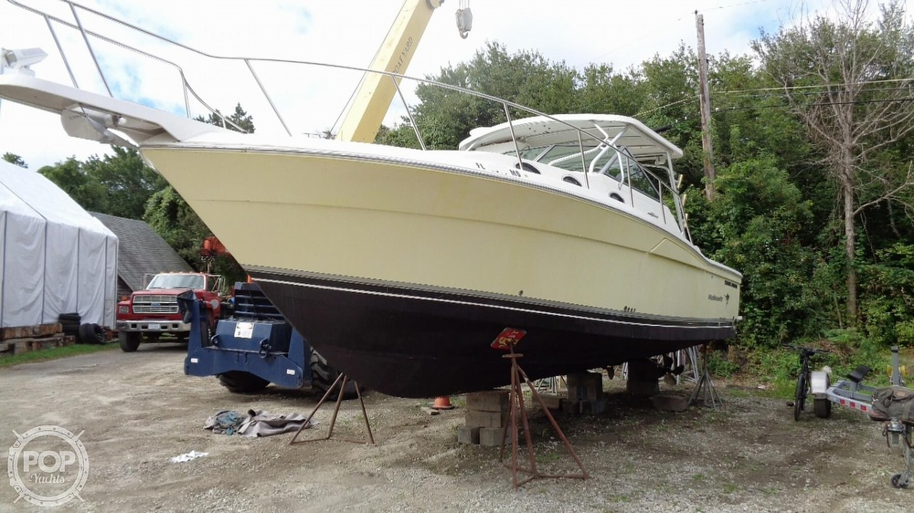 2003 Wellcraft boat for sale, model of the boat is 330 Coastal & Image # 4 of 40