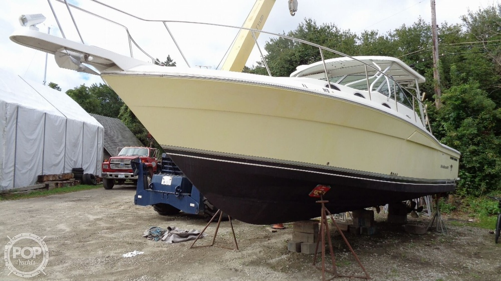2003 Wellcraft boat for sale, model of the boat is 330 Coastal & Image # 8 of 40