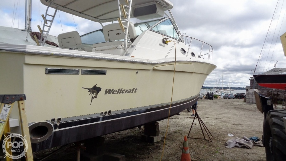 2003 Wellcraft boat for sale, model of the boat is 330 Coastal & Image # 11 of 40