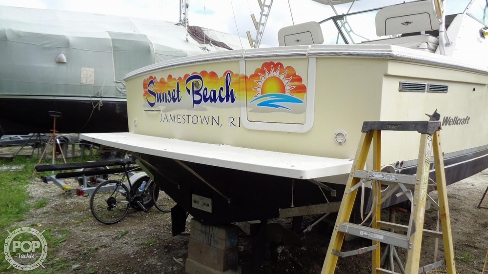 2003 Wellcraft boat for sale, model of the boat is 330 Coastal & Image # 12 of 40