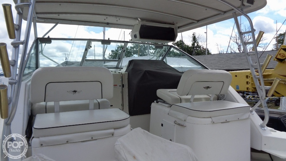 2003 Wellcraft boat for sale, model of the boat is 330 Coastal & Image # 27 of 40