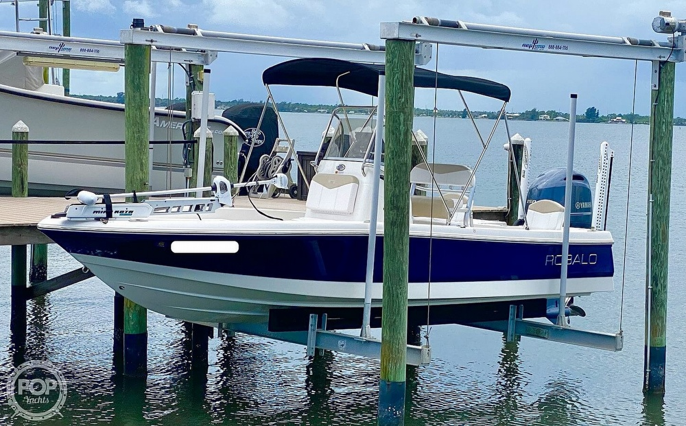 2018 Robalo boat for sale, model of the boat is 206 Cayman & Image # 3 of 40