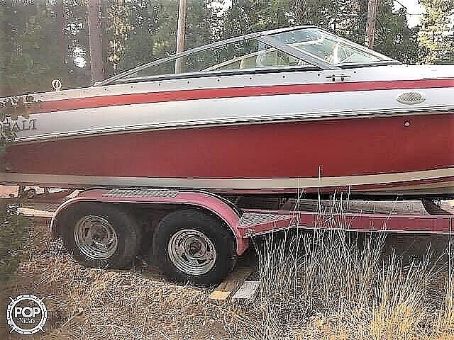 1996 Cobalt boat for sale, model of the boat is 220 & Image # 2 of 4