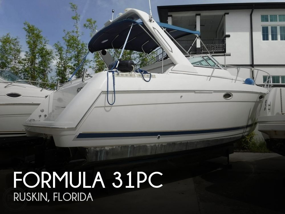 1999 Formula boat for sale, model of the boat is 31PC & Image # 1 of 40