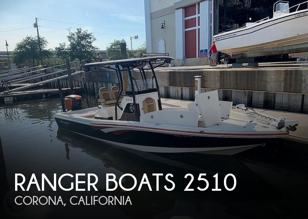 2015 Ranger Boats boat for sale, model of the boat is 2510 BAY 25 & Image # 1 of 1