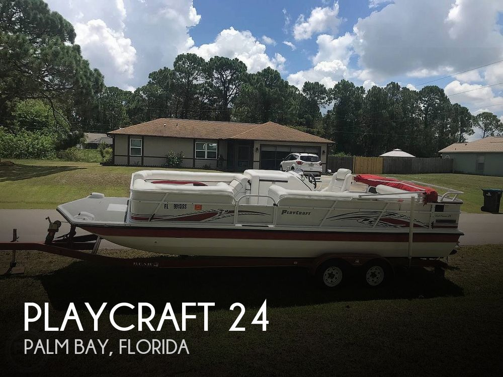 Used Playcraft Boats For Sale by owner   2005 Playcraft 24