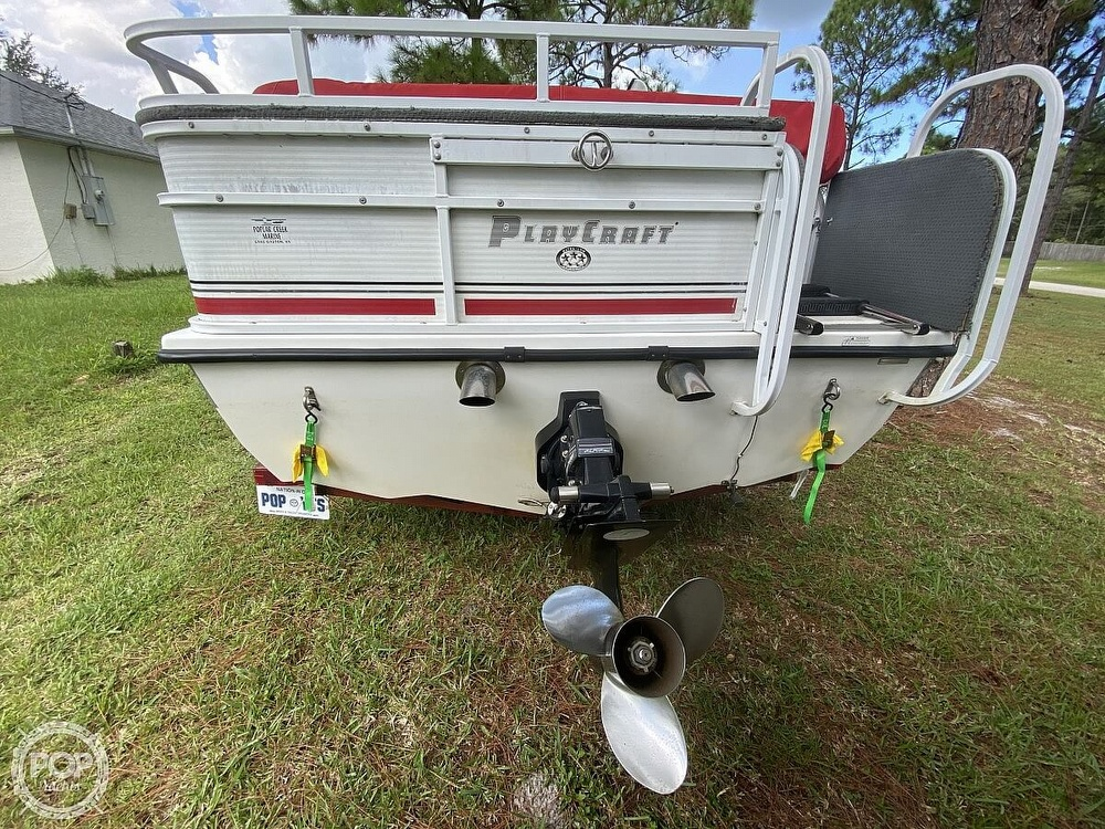 2005 Playcraft boat for sale, model of the boat is Deck-Cruiser 24 & Image # 16 of 40