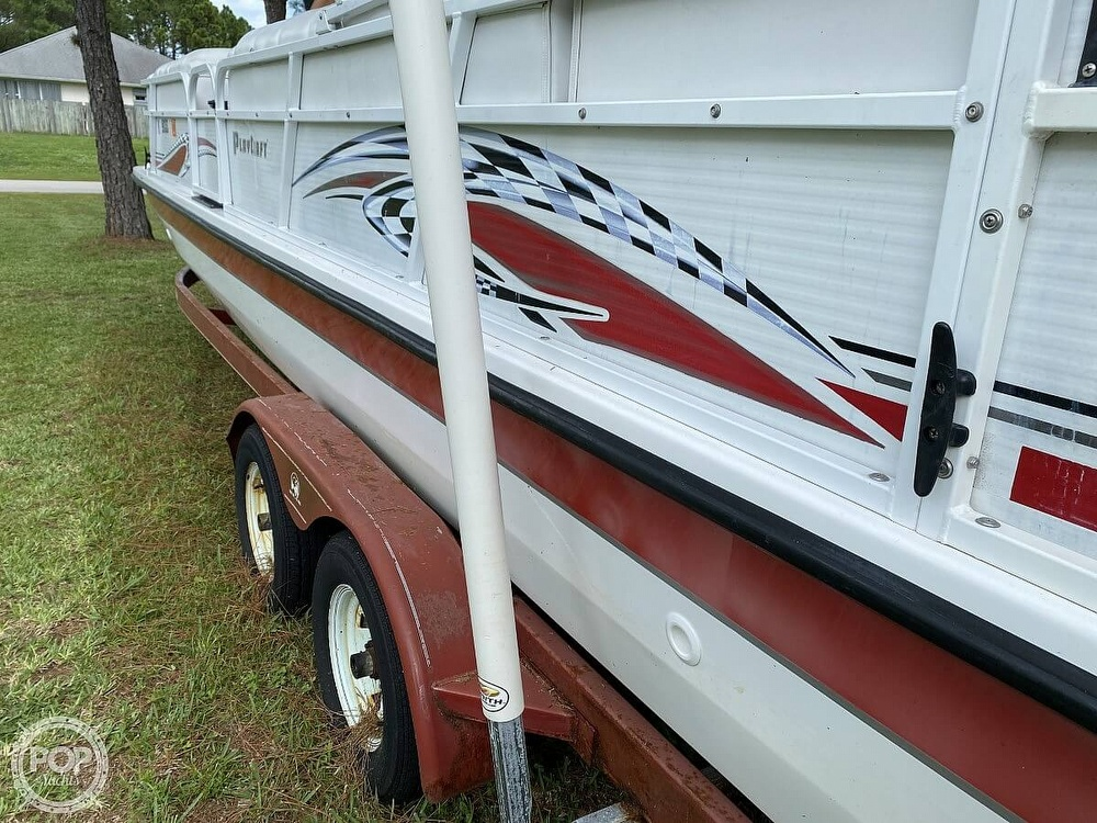 2005 Playcraft boat for sale, model of the boat is Deck-Cruiser 24 & Image # 24 of 40