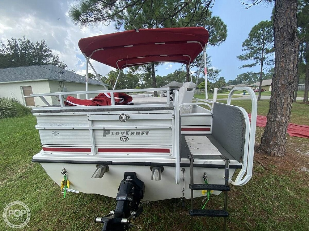 2005 Playcraft boat for sale, model of the boat is Deck-Cruiser 24 & Image # 31 of 40