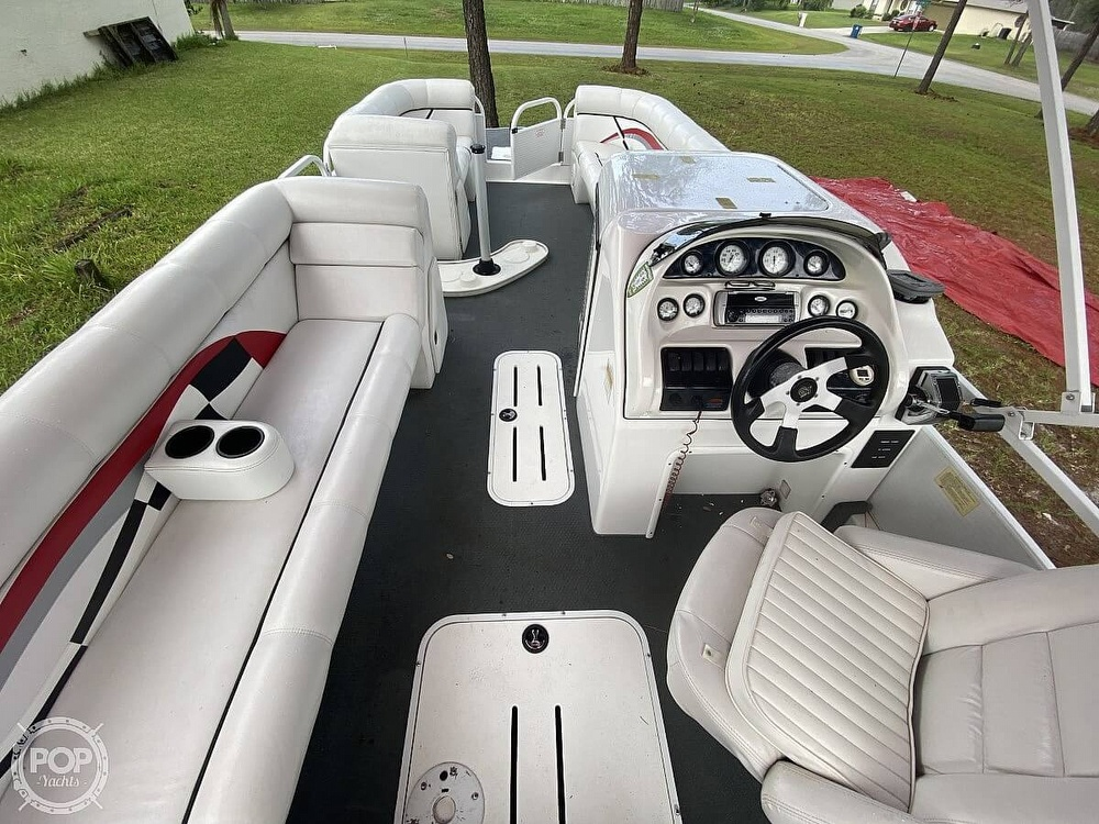 2005 Playcraft boat for sale, model of the boat is Deck-Cruiser 24 & Image # 2 of 40