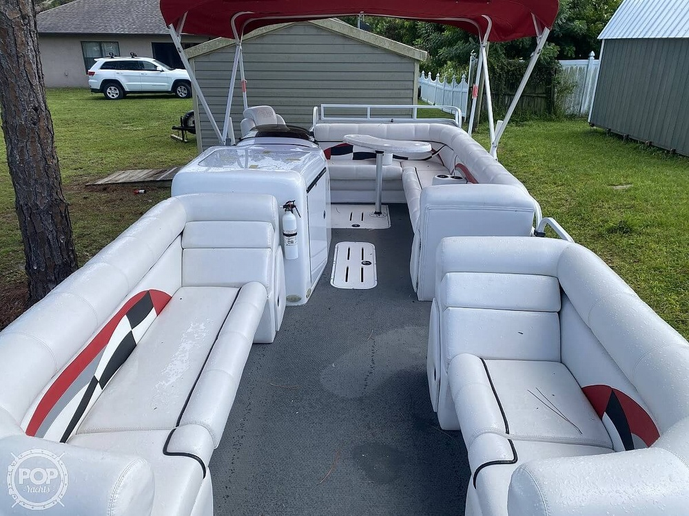 2005 Playcraft boat for sale, model of the boat is Deck-Cruiser 24 & Image # 8 of 40