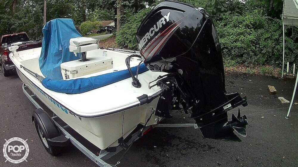 2019 Mako boat for sale, model of the boat is Pro Skiff 17 & Image # 3 of 20