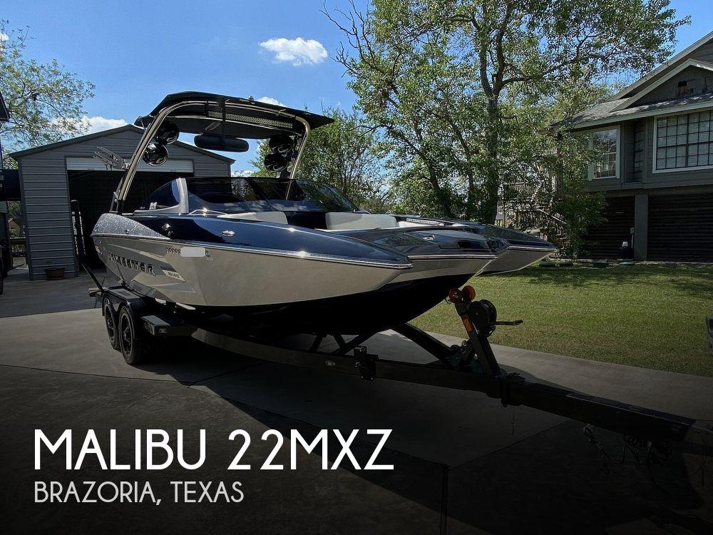 2014 Malibu 22MXZ
