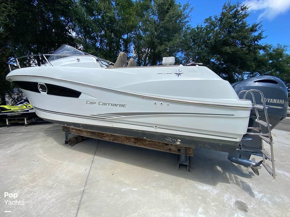 2014 Jeanneau boat for sale, model of the boat is Cap Camarat 8.5 WA & Image # 7 of 40