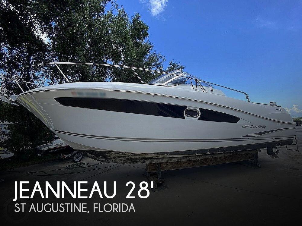 2014 Jeanneau boat for sale, model of the boat is Cap Camarat 8.5 WA & Image # 1 of 40