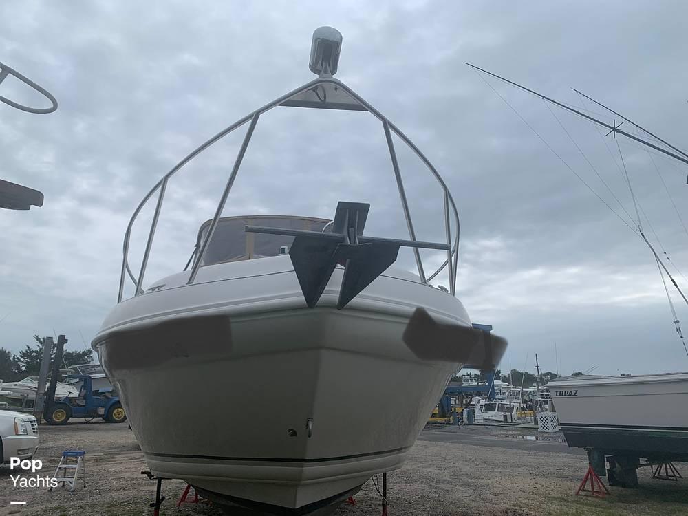 1999 Rinker boat for sale, model of the boat is Fiesta Vee 266 & Image # 21 of 40