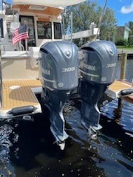 2020 Cutwater boat for sale, model of the boat is C-32 CB & Image # 13 of 40