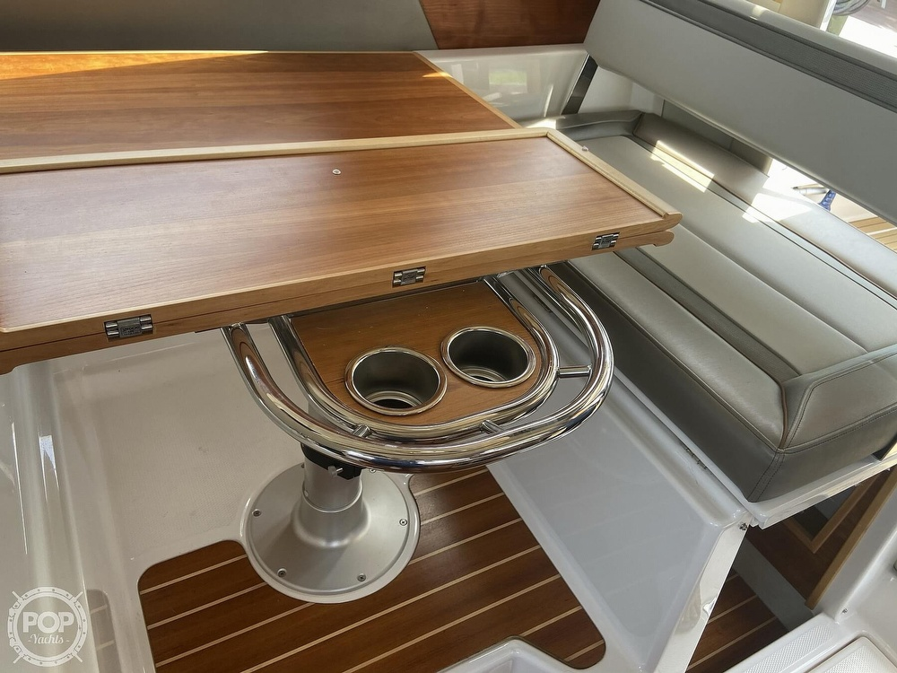 2020 Cutwater boat for sale, model of the boat is C-32 CB & Image # 19 of 40