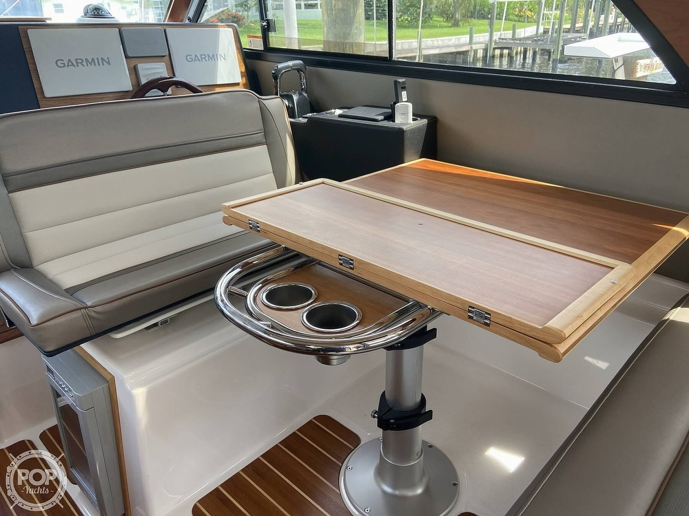 2020 Cutwater boat for sale, model of the boat is C-32 CB & Image # 21 of 40