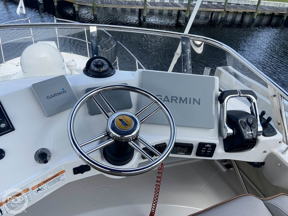 2020 Cutwater boat for sale, model of the boat is C-32 CB & Image # 3 of 40