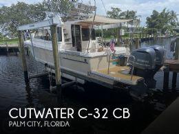 2020 Cutwater C-32 CB
