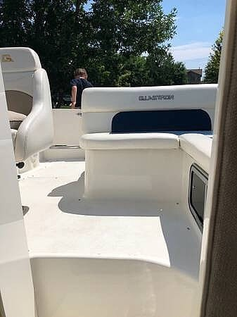 2000 Glastron boat for sale, model of the boat is GS 249 & Image # 9 of 22