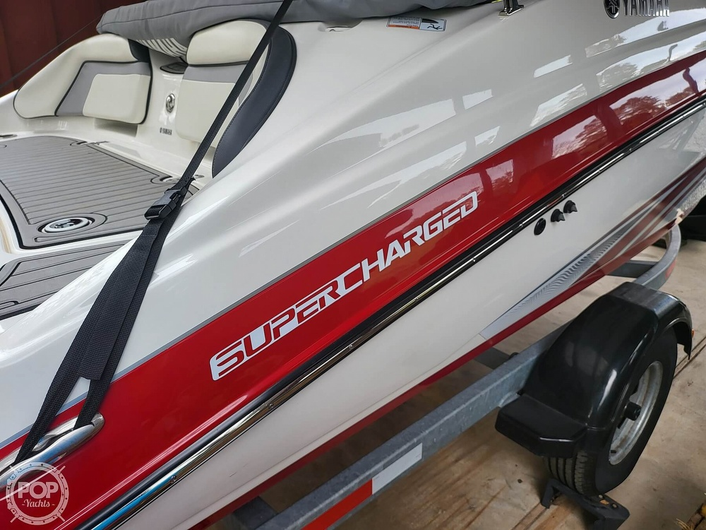 2016 Yamaha boat for sale, model of the boat is Sx192 & Image # 11 of 40
