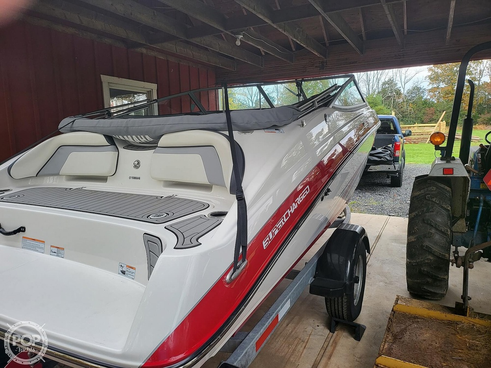 2016 Yamaha boat for sale, model of the boat is Sx192 & Image # 13 of 40